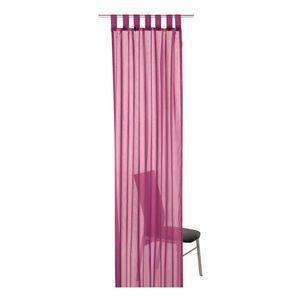 Schlaufenschal T-Plain - Pink - Maße: 140 x 255 cm, Tom Tailor