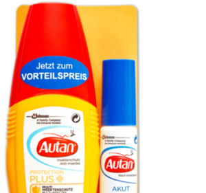 AUTAN Protection Plus Pumpspray und Akut Gel