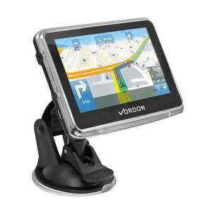 Mobiles GPS Navigationssystem Vordon 4,5