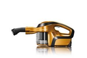 Akku-Zyklonstaubsauger mit Turbobürste und Knickgelenk 14,8 Volt Clean Maxx