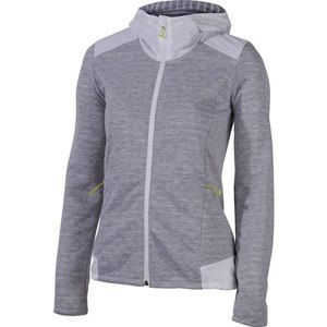 Salomon ELEVATE FULL ZIP MID - Damen Laufjacken & -westen