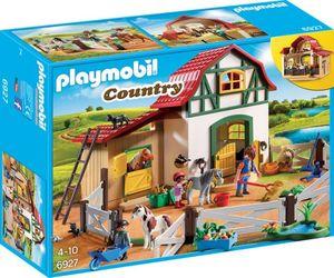 PLAYMOBIL® 6927 - Ponyhof - Playmobil Country