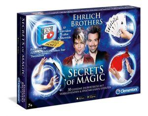 Secrets of Magic - Ehrlich Brothers - Clementoni