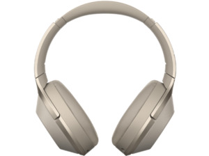 SONY WH-1000XM2, Over-ear Kopfhörer, Near Field Communication, Headsetfunktion, Bluetooth, Gold