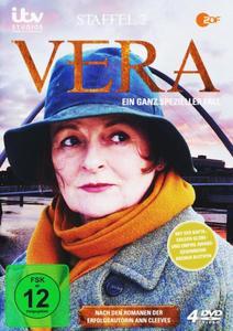 Vera - Ein ganz spezieller Fall/Staffel 2 [4 DVDs]