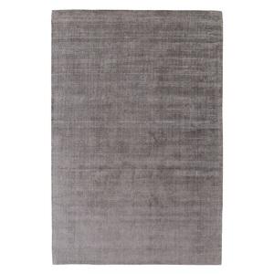 Handgefertigter Teppich DYNAMIC 170 x 240 cm in Grey