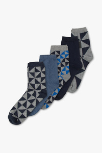 Here and There         Socken - 5 Paar
