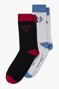 Angelo Litrico         Socken - 2 Paar