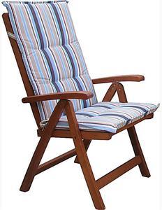 Grasekamp Auflage Marine Kissen Polster  Klapp-Sessel Stuhl Garten-Sessel