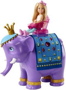 Barbie Chelsea Puppe mit Elefant