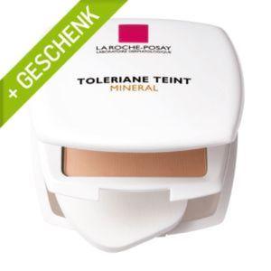 La Roche-Posay Toleriane Teint Mineral Puder Doré Nr. 15