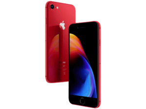 APPLE iPhone 8 (Product) Red 64 GB Rot