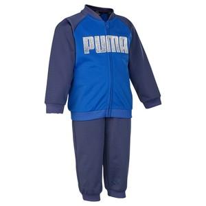 PUMA Trainingsanzug Baby blau, Größe: 12 M. - Gr. 74