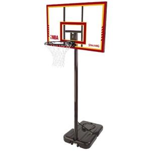 Basketball-Korbanlage mobil Basketballboard Highlight höhenverstellbar