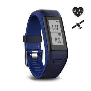 Activity Tracker HRM Vívosmart HR+ blau