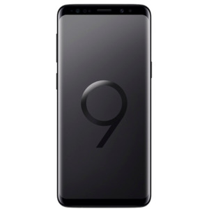 Samsung GALAXY S9 DUOS midnight black G960F 64 GB Android 8.0 Smartphone