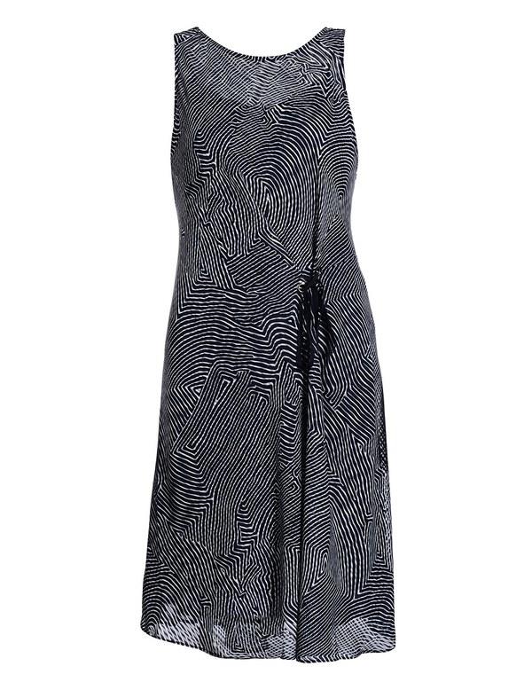PUNT ROMA - Kleid mit Allover-Druck