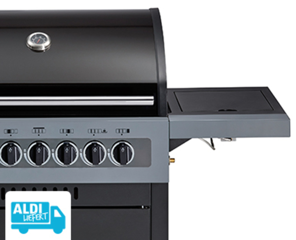 Aldi Gasgrill Boston 4 Ik : Enders gasgrill boston black 4 ik von aldi süd ansehen! » discounto.de