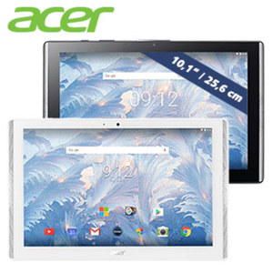 Multimedia-Tablet-PC Icona One (B3-A40) · Quad-Core-Prozessor (bis zu 1,3 GHz) · 2 Kameras (2 MP/5 MP)   · Android™ 7.0