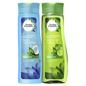 Herbal Essences Shampoo versch. Sorten, jede 200-ml-Flasche