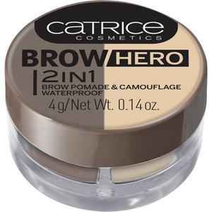 Catrice Brow Hero 2in1 Brow Pomade & Camouflage WP 010