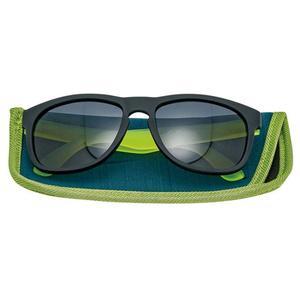 Rossmann Ideenwelt Kindersonnenbrille schwarz/grün
