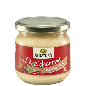 Alnatura Bio Streichcreme Paprika-Chili 0.94 EUR/100 g