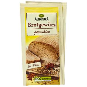 Alnatura Bio Brotgewürz 2er Pack 4.95 EUR/100 g