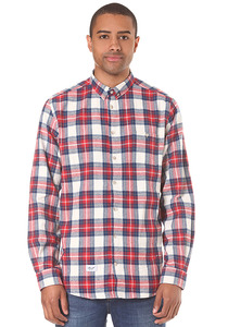 Reell Checks - Hemd für Herren - Rot