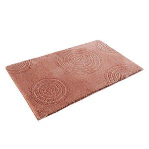 Badteppich Yoga - Kunstfaser - Koralle - 60 x 100 cm, Esprit Home