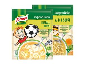 Knorr Suppenliebe Kids