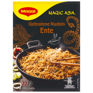 Maggi Magic Asia Gebratene Nudeln Ente 119g