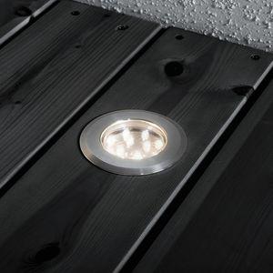 EEK A+, Außenleuchte - Kunststoff/Edelstahl - 36-flammig, Konstsmide