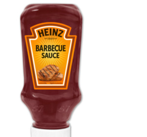 HEINZ Barbecue- oder Curry Mango Sauce