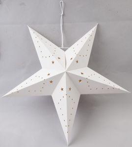 LED-Stern - aus Papier - Ø = 62 cm