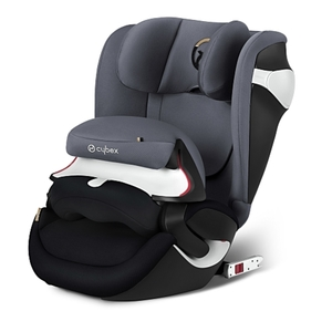 Cybex - Kindersitz Juno M-Fix, Graphite Black