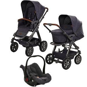 ABC-Design - Travelsystem Tereno 4 All in One, Street