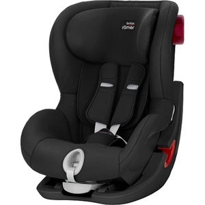 Britax Römer - Kindersitz King II Black Series, Cosmos Black