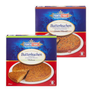 FRANTASTIQUE  	   Butterkuchen