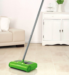 CLEANmaxx 2in1 Bodenkehrer
