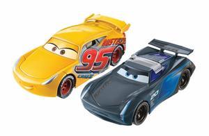 Disney Cars 3 Überschlag Zielrennen