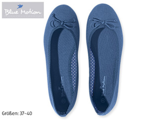 Blue Motion Sommerliche Ballerinas