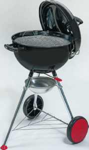 weber Kugelgrill Kettle Plus 47 cm