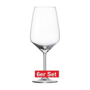 SCHOTT ZWIESEL 6er Set Bordeauxglas /Rotweinglas /Weinglas je 600 ml TASTE