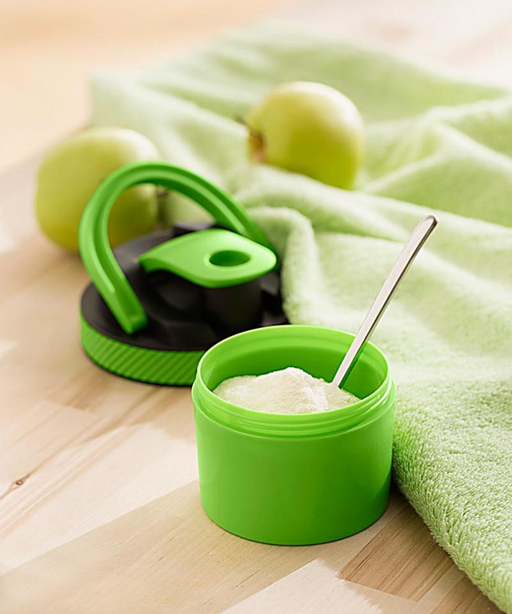 Bild 2 von Fitness-Shaker