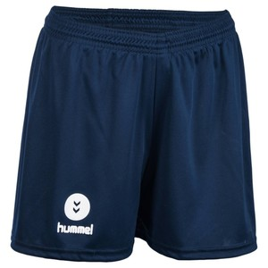 Handballshorts Campaign Damen marineblau /rosa