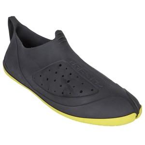 TRIBORD Surfschuhe schwarz/gelb, Größe: 38/39