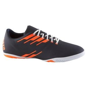 KIPSTA Hallenschuhe Fußball Futsal CLR 300 HG Sala Erwachsene blau/orange, Größe: 43