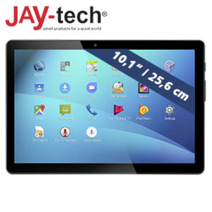 Multimedia-Tablet-PC TXTE10D inkl. UMTS/3G-Funktion • Quad-Core-Prozessor (bis zu 1,3 GHz) • 2 Kameras (2 MP/5 MP) • microSD™-Slot bis zu 32 GB • Android™ 6.0