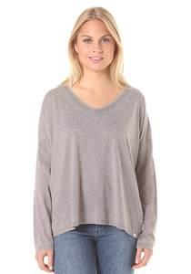 Element Bronx - Langarmshirt für Damen - Grau